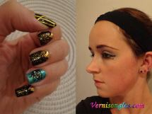 nail art egyptien
