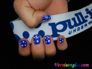 nail art pull in