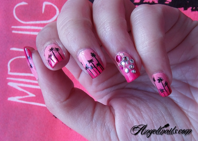 nail-art-degrade-rose-palmiers-angelinails-2