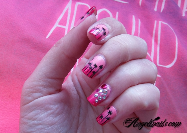 nail-art-degrade-rose-palmiers-angelinails-4